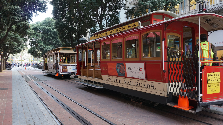 Classic San Francisco Tram
